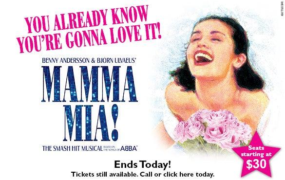 Mamma Mia!   DPAC Official Site