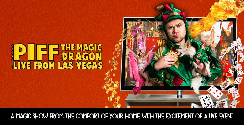 More Info for Piff the Magic Dragon - Virtual Event