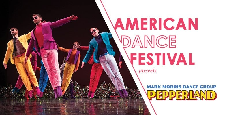 More Info for Mark Morris Dance Group