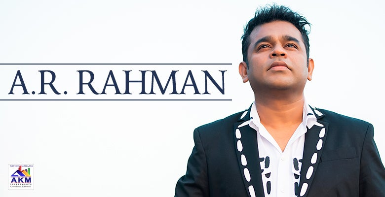 More Info for A.R. Rahman Comes to DPAC on June 13, 2020