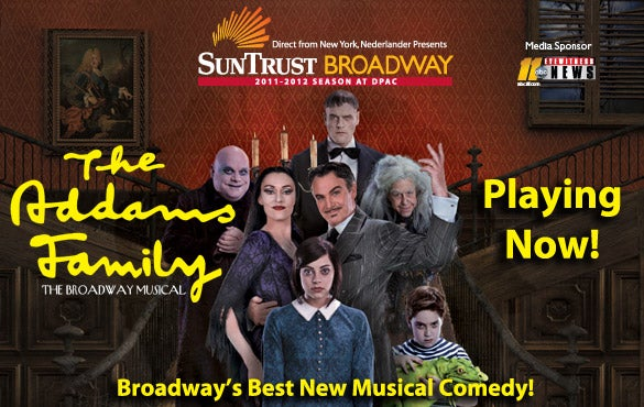 The Addams Family | DPAC Official Site