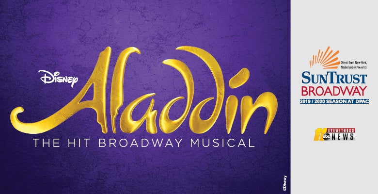 More Info for Final Week of Disney's ALADDIN at DPAC