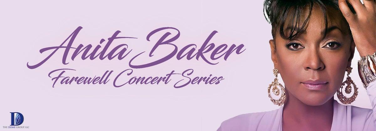 An Evening with Anita Baker