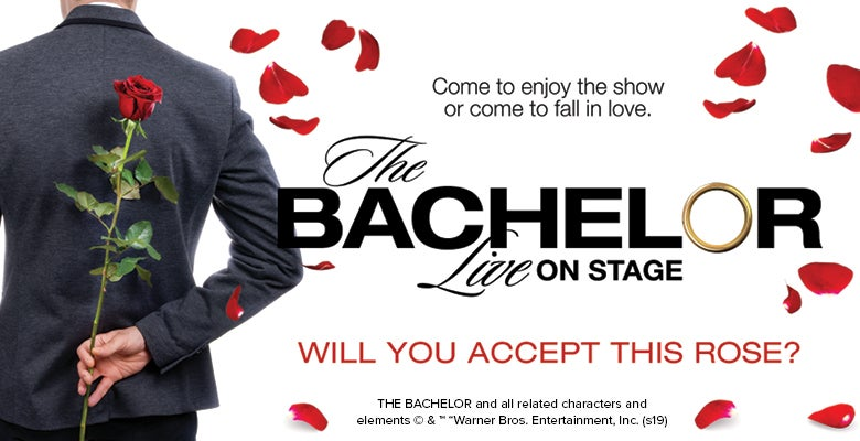 More Info for Bachelor Live On Stage