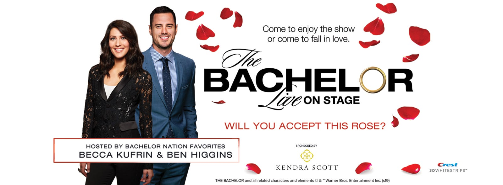 More Info for Becca Kufrin and Ben Higgins to Host The Bachelor Live on Stage at DPAC in Durham, NC