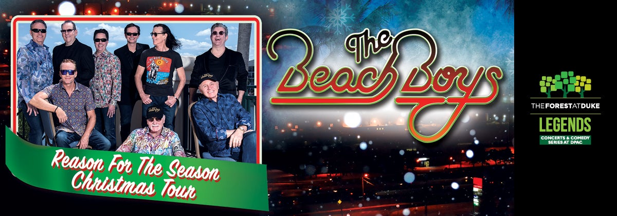 the beach boys make christmas tour stop on december 17 2018 - Beach Boys Christmas