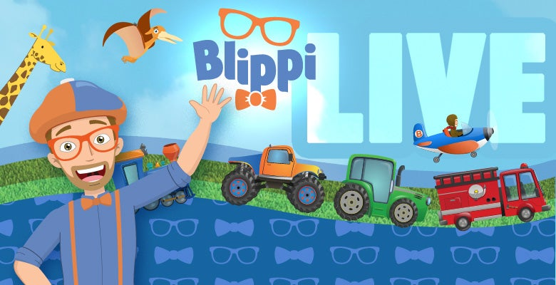 More Info for Blippi Live Comes to DPAC on February 20, 2020