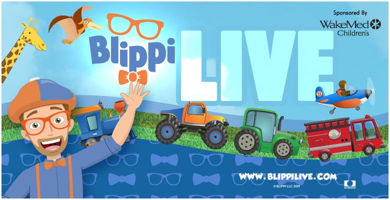 More Info for Blippi Live!