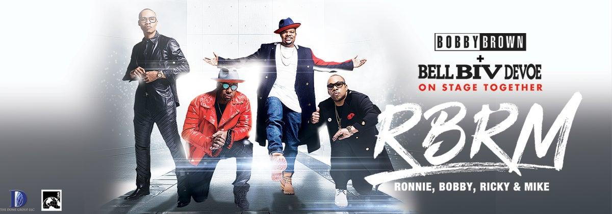 RBRM: Ronnie, Bobby, Ricky & Mike