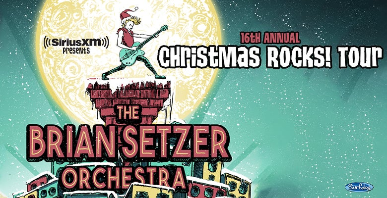 More Info for The Brian Setzer Orchestra Christmas Rocks! Tour Comes to DPAC on November 29, 2019