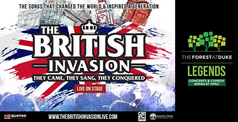 More Info for The British Invasion