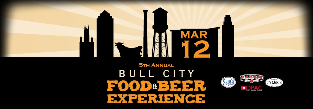 5th Annual Bull City Food Beer Experience At Dpac March 12 Dpac