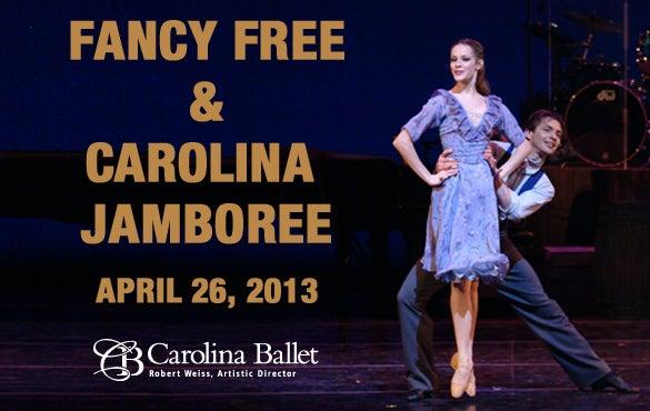 Fancy Free & Carolina Jamboree