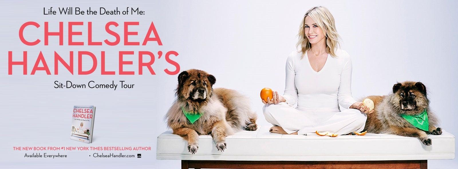 Chelsea Handler's Sit-Down Comedy Tour