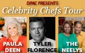 More Info for Celebrity Chefs Tour First Triangle Apperance at DPAC