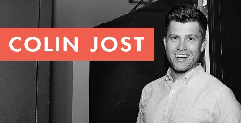 More Info for Colin Jost