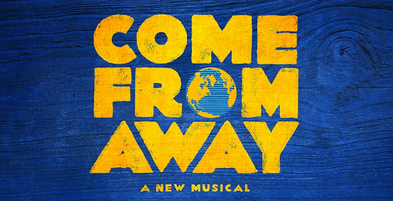 More Info for COME FROM AWAY On Sale at DPAC August 29th