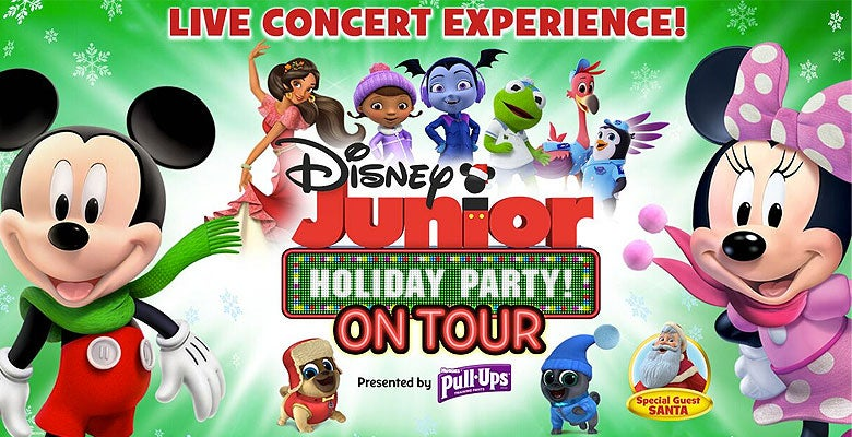 More Info for Disney Junior Holiday Party!