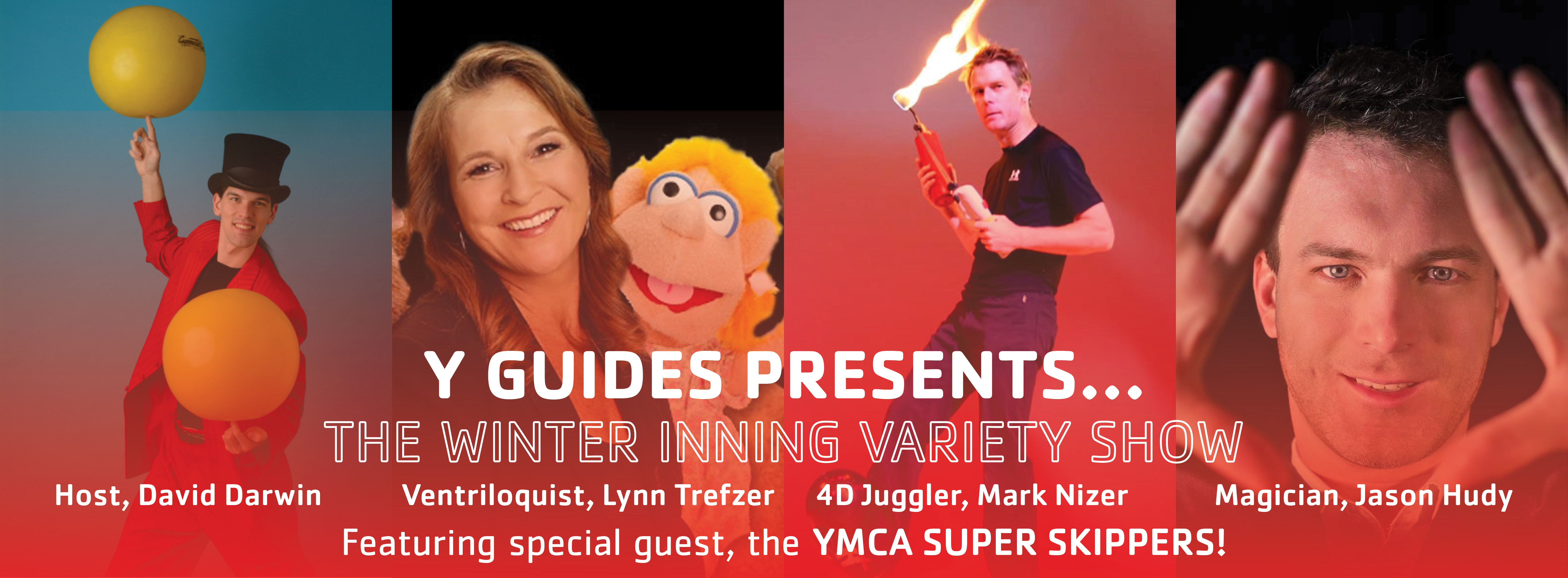 Y Guides Presents the Winter Inning Variety Show