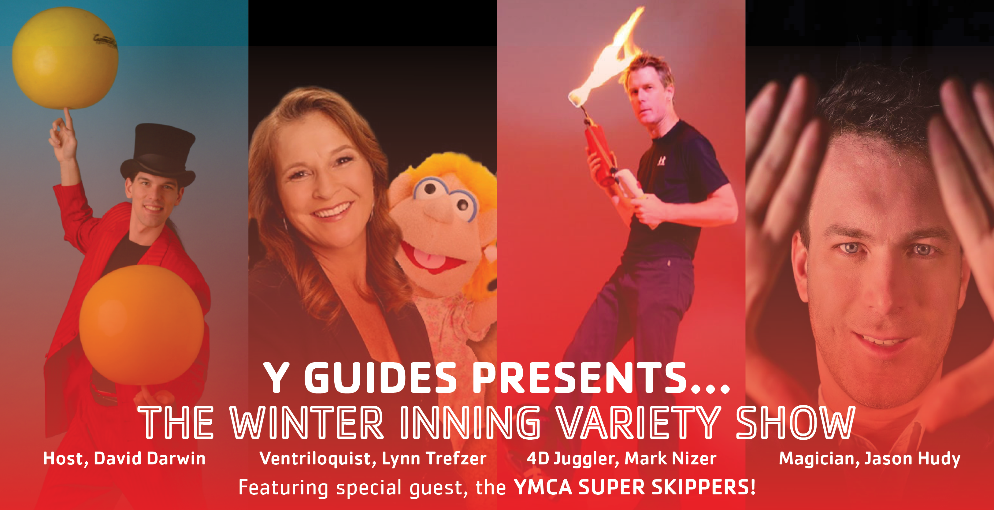 More Info for Y Guides Presents the Winter Inning Variety Show