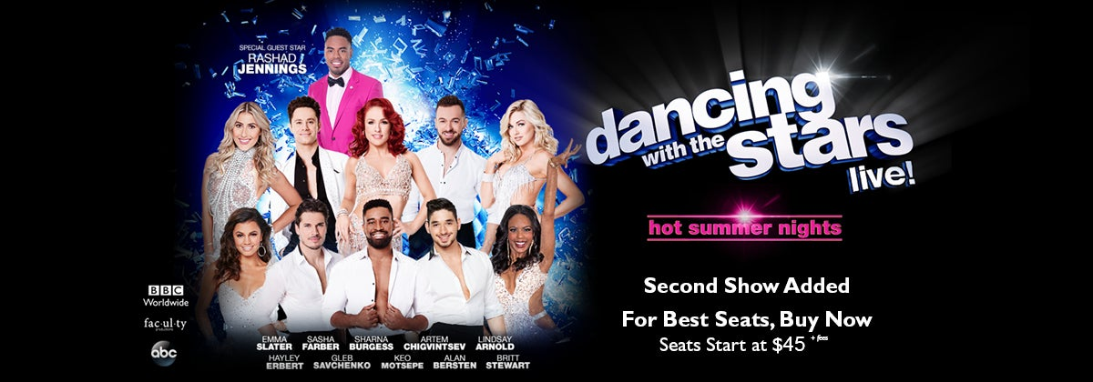 DANCING WITH THE STARS: LIVE! – HOT SUMMER NIGHTS