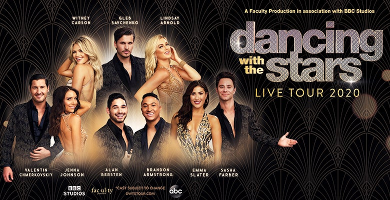 More Info for Dancing with the Stars Live!