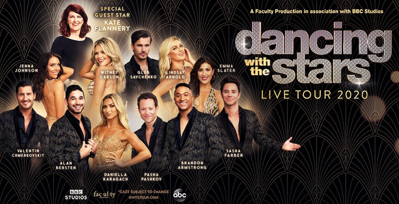 More Info for Dancing with the Stars: Live!