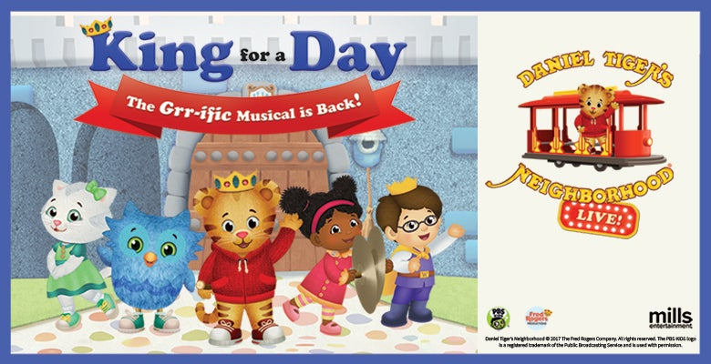 More Info for Daniel Tiger's Neighborhood Live