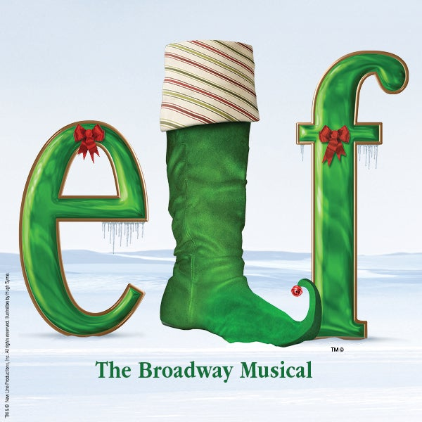 Elf The Musical Dpac Official Site