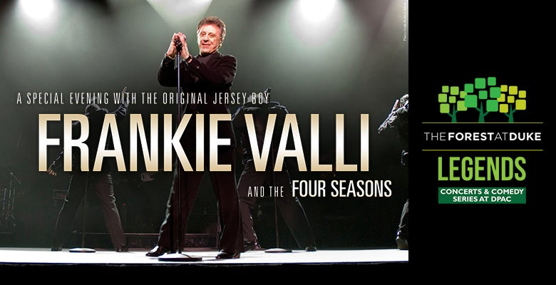 More Info for Frankie Valli Returns to DPAC on January 26, 2020