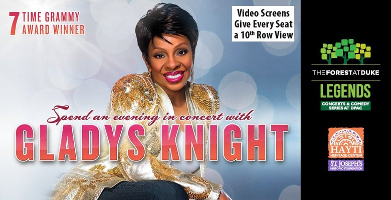 More Info for Gladys Knight