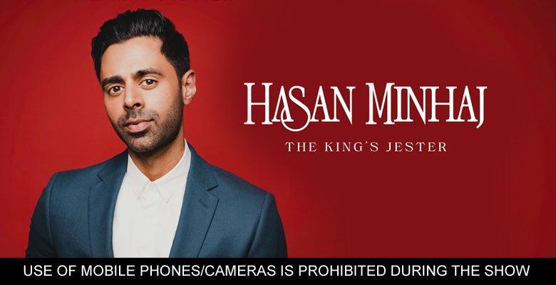 More Info for Hasan Minhaj