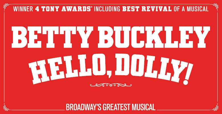 More Info for Hello, Dolly!
