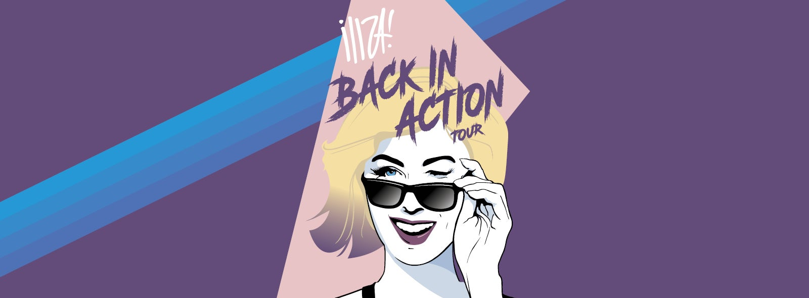 Iliza: Back in Action