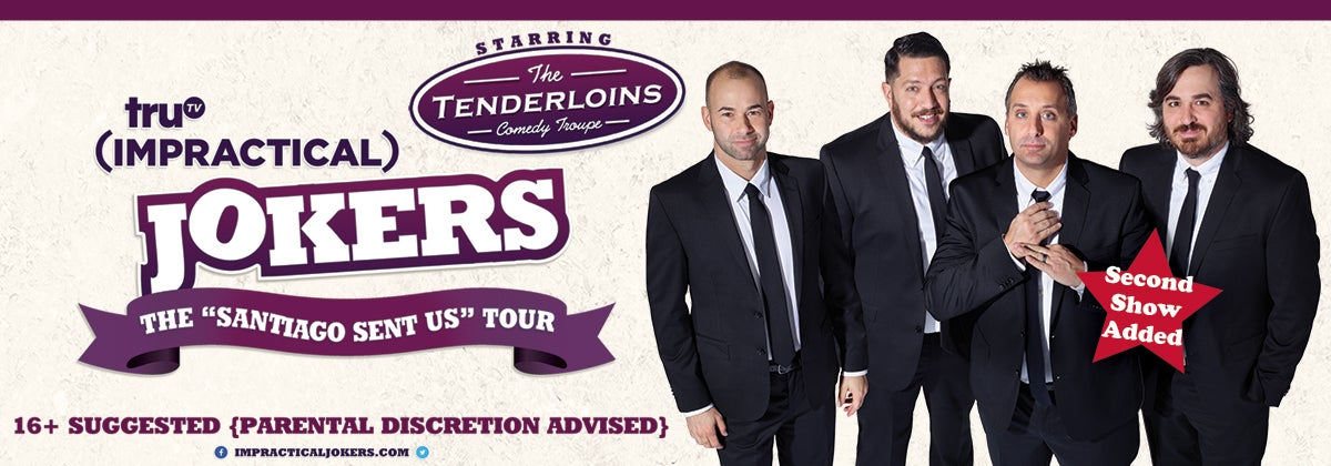 Impractical Jokers Starring The Tenderloins