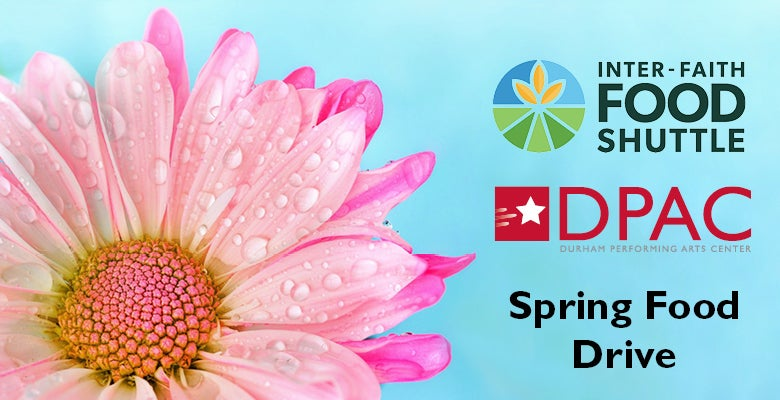 More Info for DPAC Announces Date for Spring Virtual Food Drive