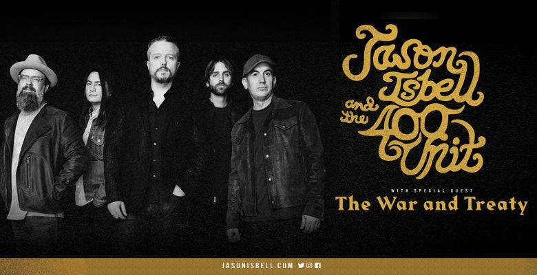 More Info for Jason Isbell and The 400 Unit Comes to DPAC on June 8 & 9, 2020