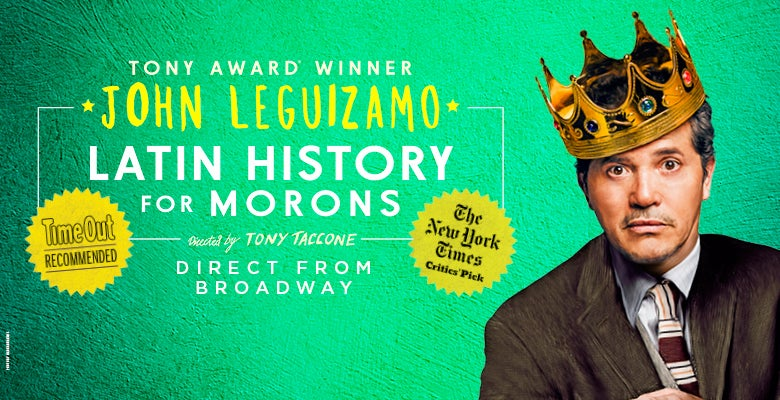 More Info for John Leguizamo