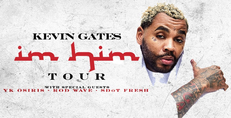 More Info for Kevin Gates - I'M HIM TOUR