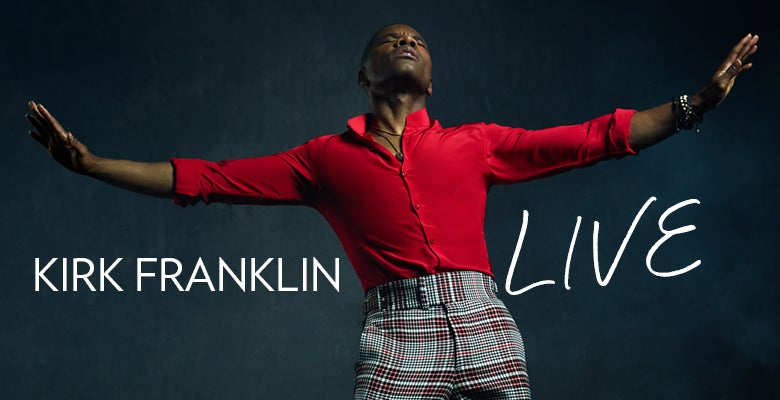 More Info for Kirk Franklin