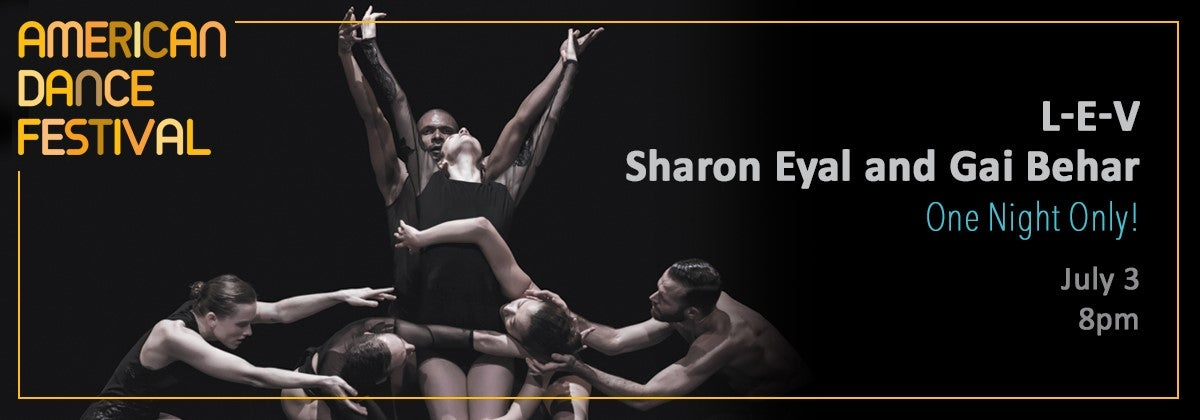 L-E-V/Sharon Eyal and Gai Behar