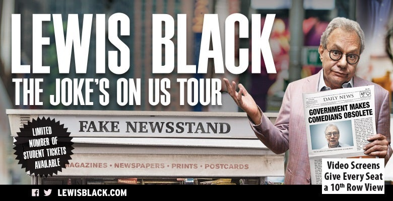 More Info for Lewis Black