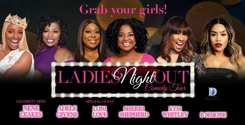More Info for Ladies Night Out Comedy Tour