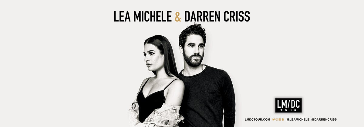 Lea Michele & Darren Criss