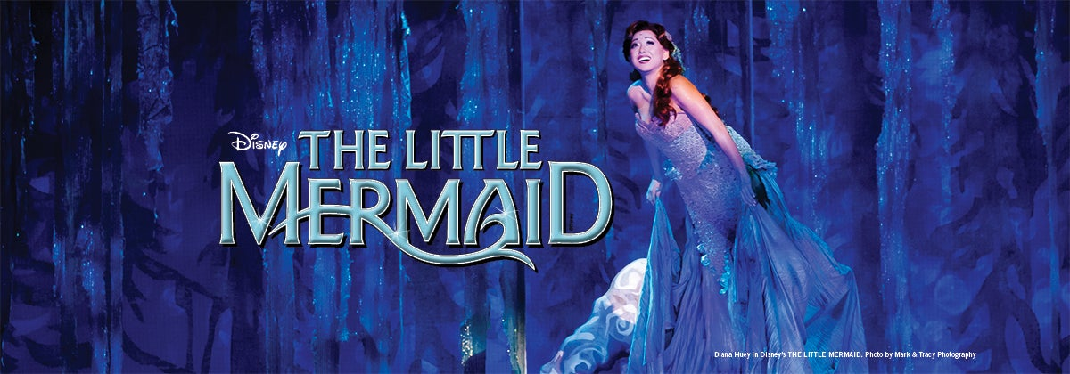 disneys the little mermaid dpac official site