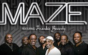 More Info for Maze with Frankie Beverly Date Changed to February 12, 2010