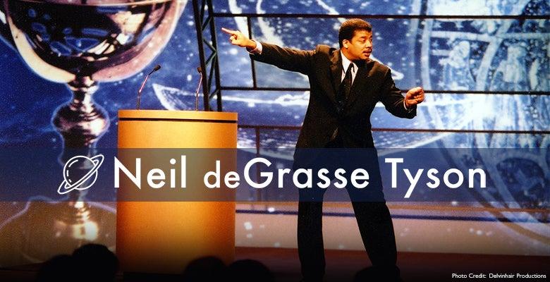More Info for Neil deGrasse Tyson