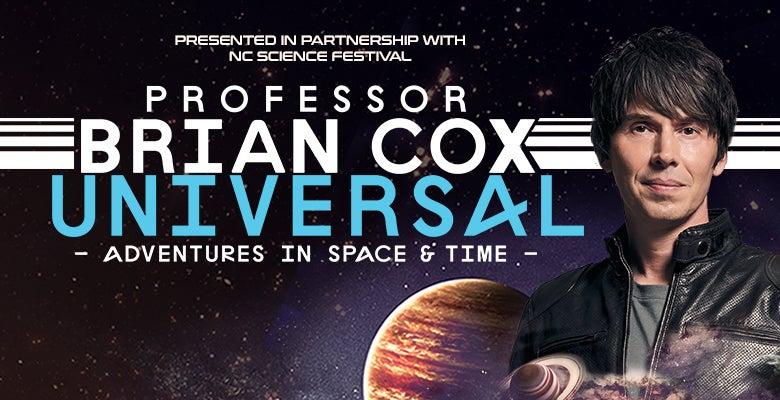 More Info for Professor Brian Cox