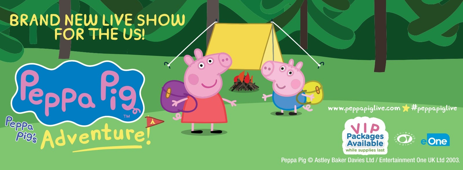 Peppa Pig Live Dpac Official Site
