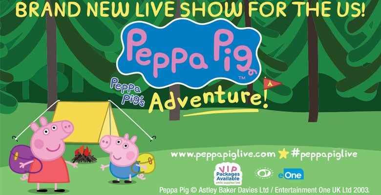More Info for Peppa Pig Live
